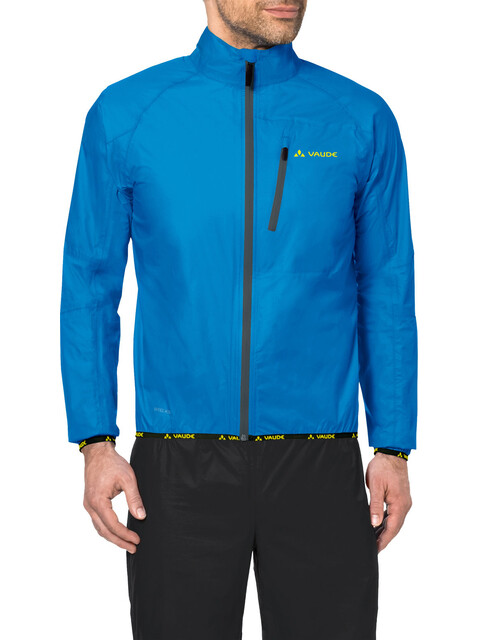 VAUDE Drop III Jacket Men radiate blue